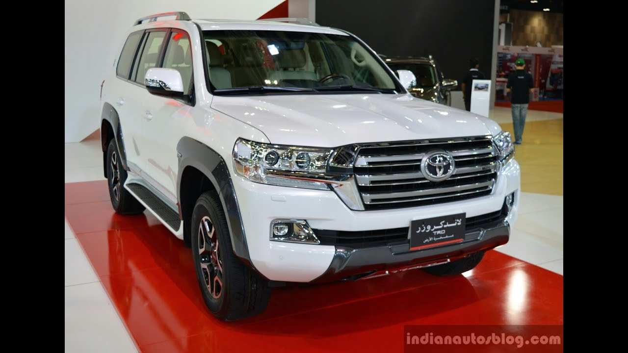 57 A 2020 Toyota Land Cruiser 200 Research New