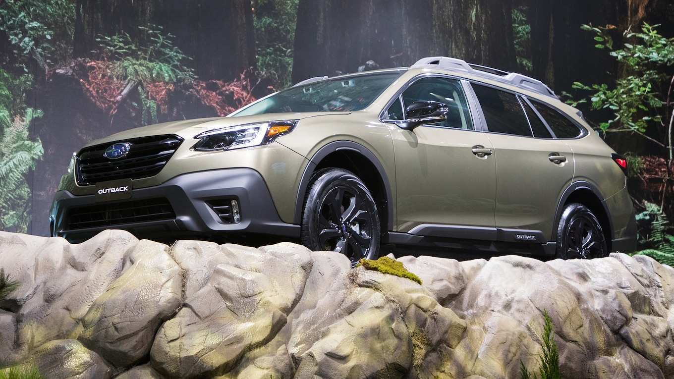 57 A All New Subaru Outback 2020 Price Design And Review