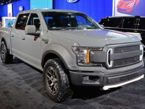 57 A Ford F150 Redesign 2020 Concept