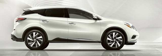 57 A Nissan Murano Redesign 2020 Specs And Review