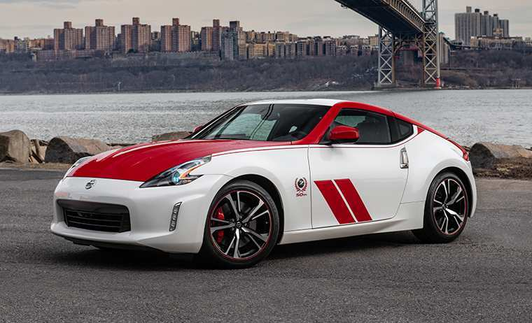 57 A Nissan Z Car 2020 Concept And Review