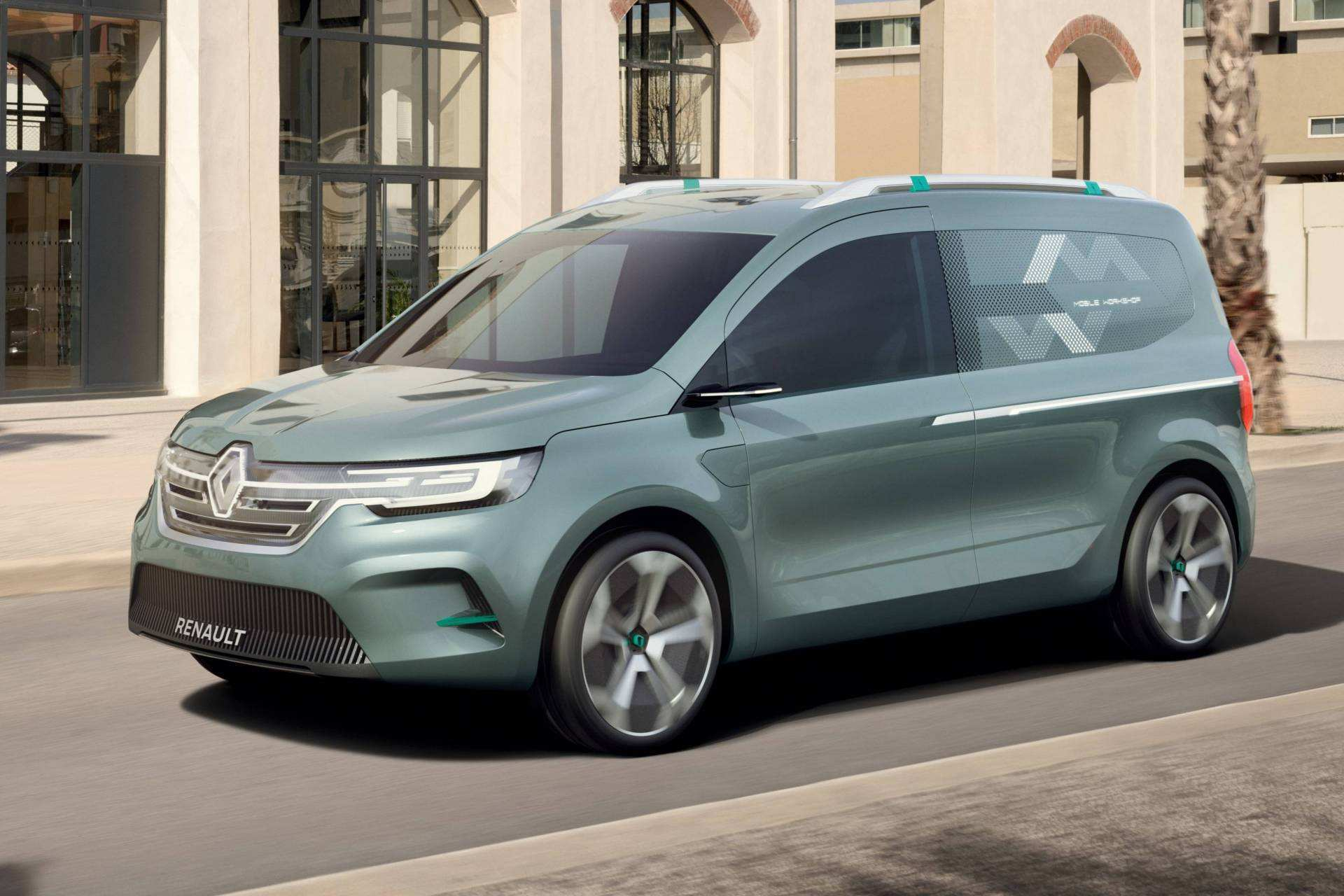 57 A Renault Electric 2020 Release