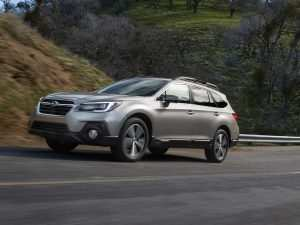 57 A Subaru Outback 2020 Release Ratings