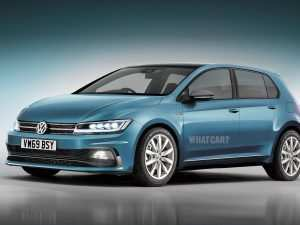 57 A Vw Golf 2019 Pictures