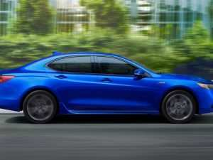 57 A When Do 2020 Acura Tlx Come Out Spy Shoot