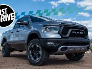2019 Dodge Ram Pick Up