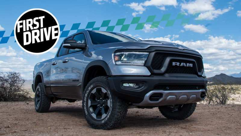 57 All New 2019 Dodge Ram Pick Up Pictures