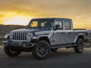 57 All New 2019 Jeep Pickup Spy Shoot