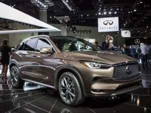 57 All New 2019 New Infiniti Exterior