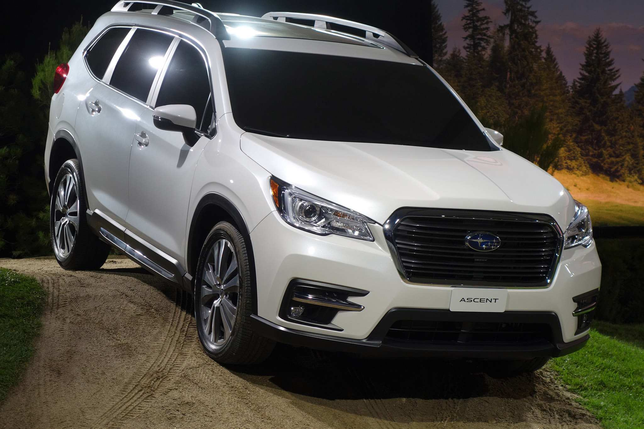 57 All New 2019 Subaru Ascent Release Date Performance