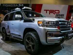 57 All New 2019 Toyota Land Cruiser 300 Series Exterior