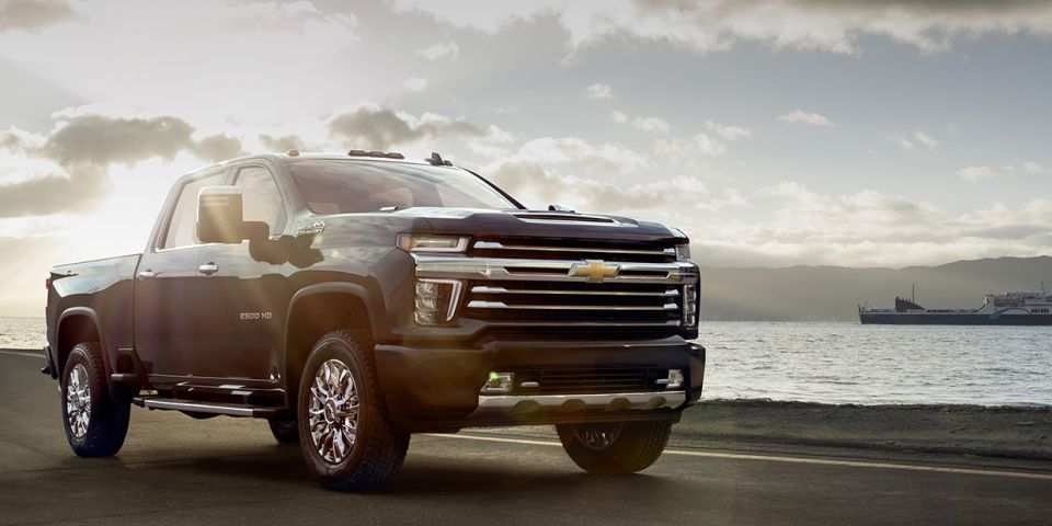 57 All New 2020 Chevrolet Hd Concept