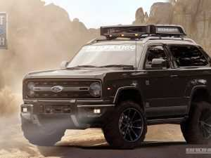 57 All New 2020 Ford Bronco Design Review and Release date