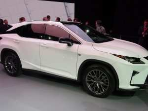 57 All New 2020 Lexus Rx 350 Vs 2019 Price and Review
