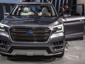 57 All New 2020 Subaru Ascent New Model and Performance