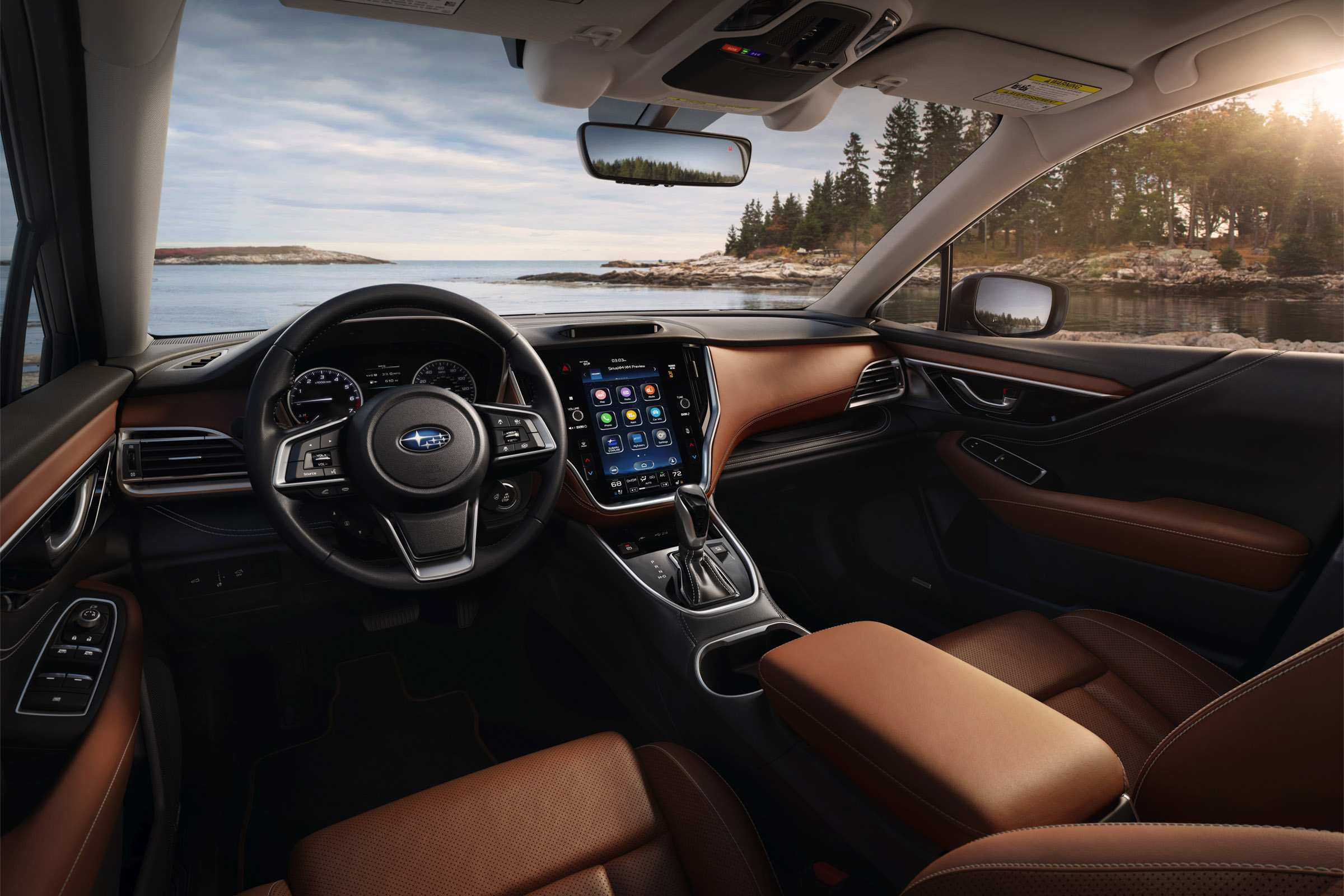 57 All New 2020 Subaru Outback Mpg Performance And New Engine