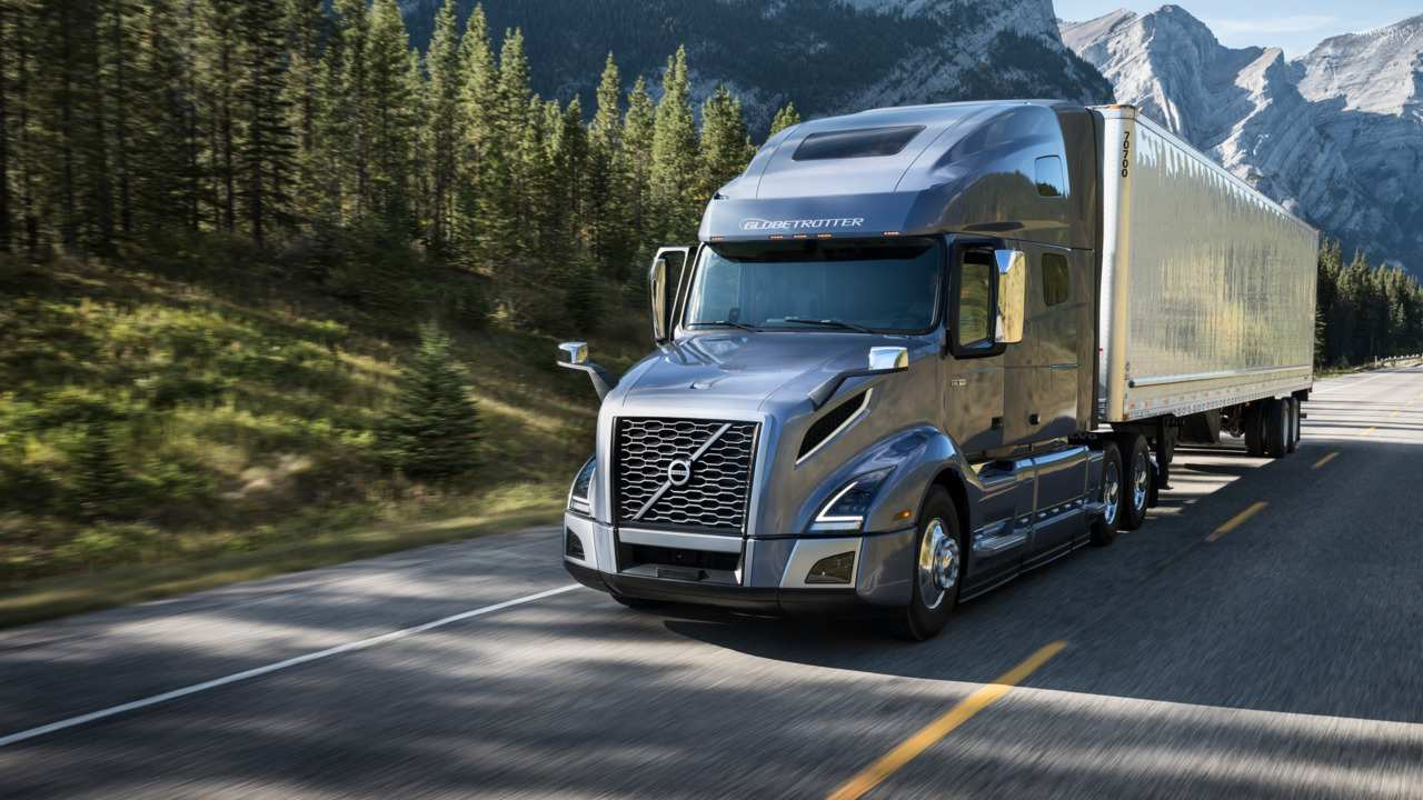 57 All New 2020 Volvo Vnl 860 Globetrotter Configurations