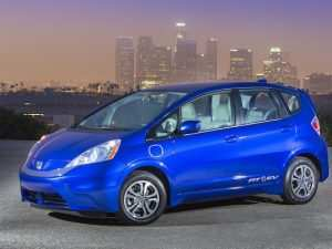 57 All New Honda Fit Electric 2020 Price and Review