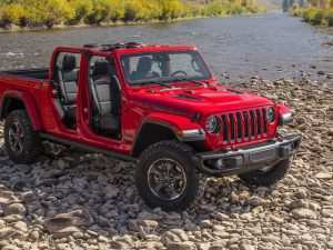 57 All New Jeep Pickup 2020 Interior