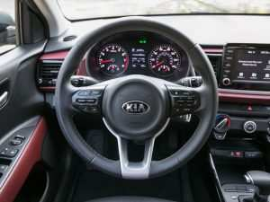 57 All New Kia Rio 2019 Interior Research New