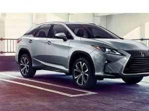 57 All New Lexus Rx Facelift 2019 Picture