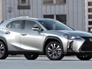 57 All New Lexus Ux 2020 Overview