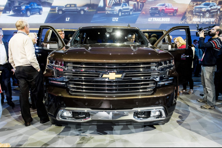 57 All New Pictures Of 2020 Chevrolet Tahoe History