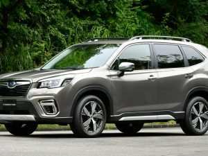 57 All New Subaru Forester 2019 Hybrid Wallpaper