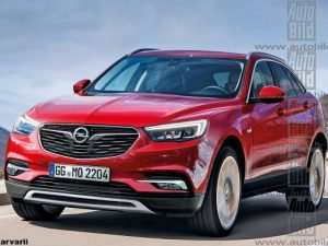 57 All New Suv Opel 2020 Release Date