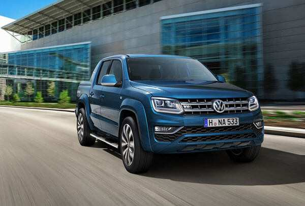 57 All New Volkswagen Amarok V6 2020 Redesign And Review
