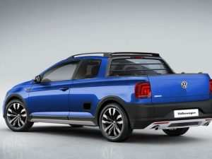 57 All New Volkswagen Saveiro 2020 Performance and New Engine