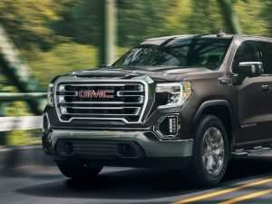 57 Best 2019 Gmc Horsepower Redesign and Review