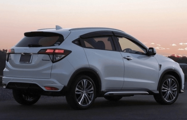 57 Best 2019 Honda Hrv Changes Configurations