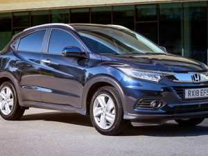 57 Best 2019 Honda Hrv Changes First Drive