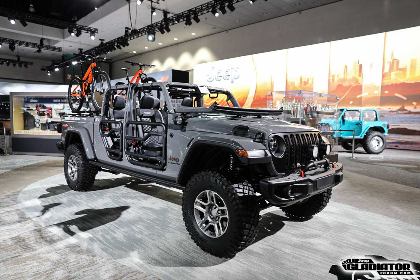57 Best 2020 Jeep Gladiator Mopar Accessories New Model And Performance