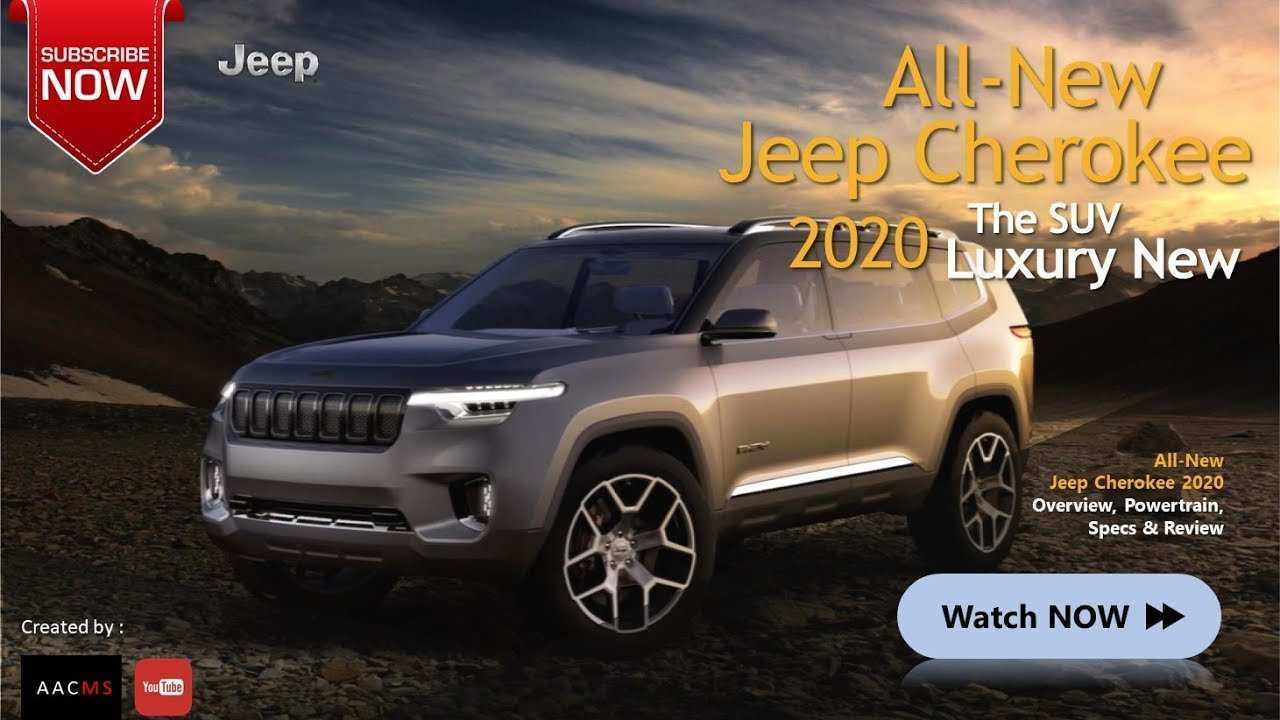 57 Best 2020 Jeep Grand Cherokee Overview