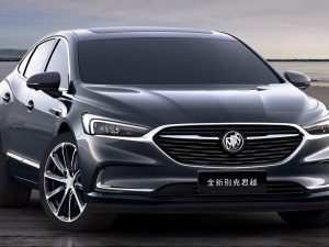 57 Best Buick For 2020 Release Date
