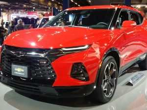 57 Best Chevrolet Blazer Ss 2020 Review and Release date
