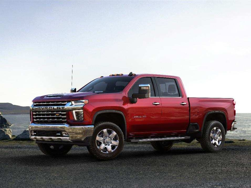 57 Best Chevrolet New Trucks 2020 First Drive
