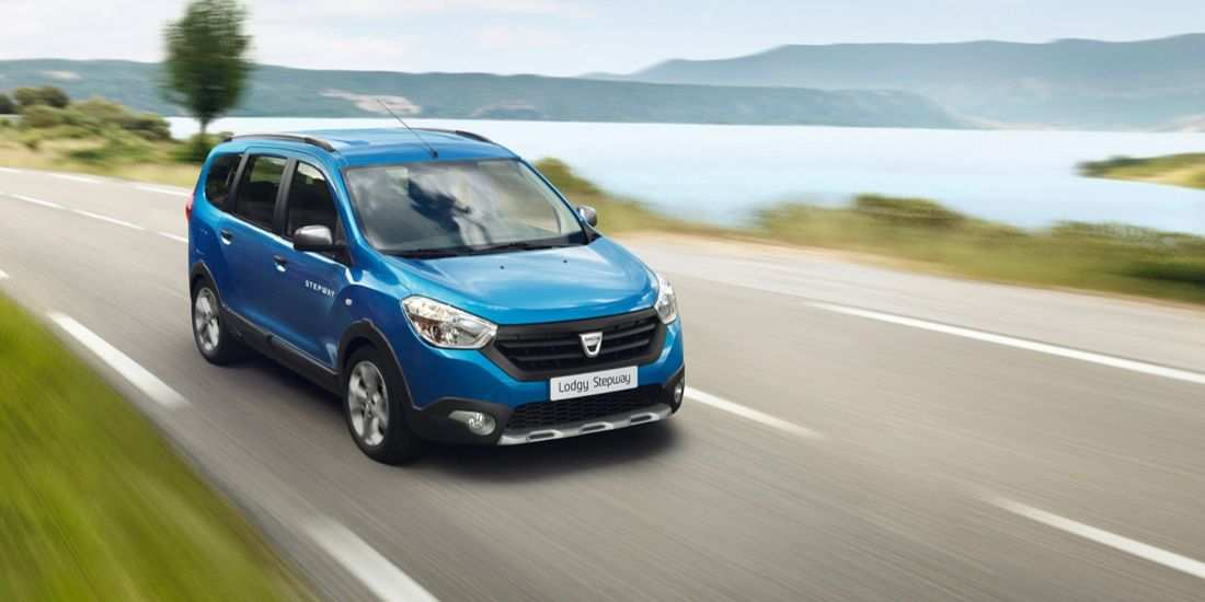 57 Best Dacia Dokker 2019 Redesign And Concept