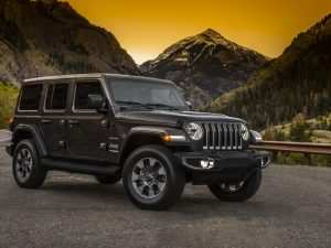 57 Best Electric Jeep Wrangler 2020 Redesign