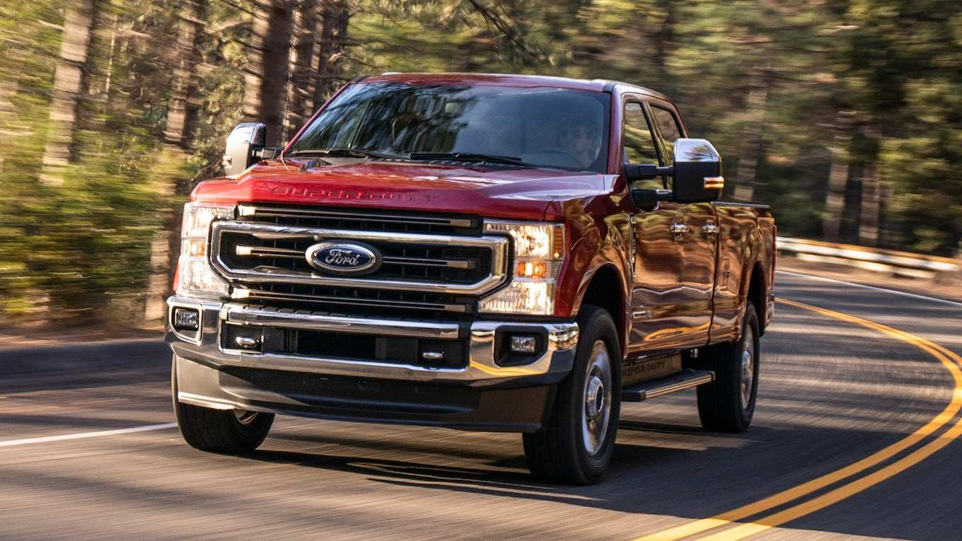 57 Best Ford Powerstroke 2020 Overview