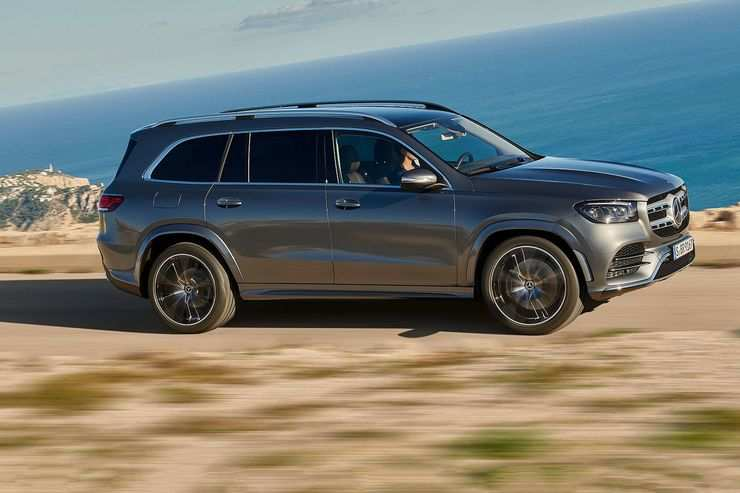 57 Best Mercedes 2019 Gls New Model And Performance