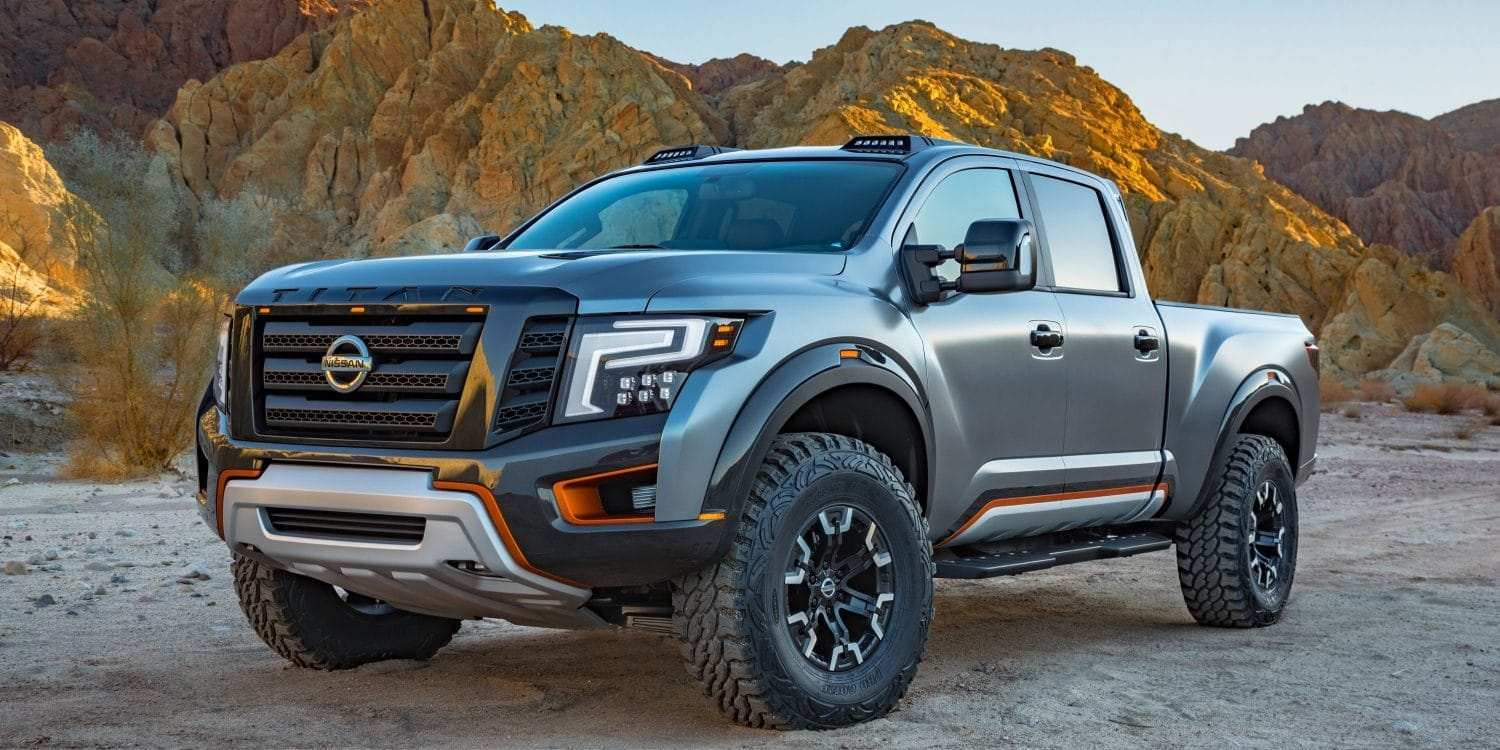 57 Best Nissan Warrior 2020 Performance And New Engine