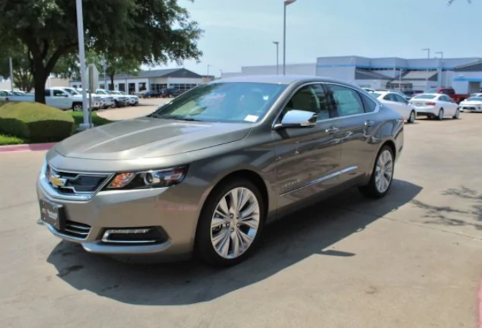 57 Best Will There Be A 2020 Chevrolet Impala Picture