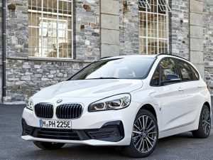 57 New 2019 Bmw Active Tourer Exterior