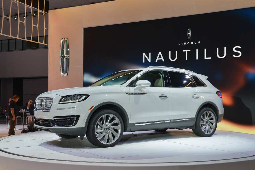 57 New 2019 Ford Nautilus Picture