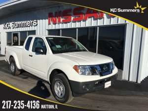 57 New 2019 Nissan Frontier Crew Cab Picture