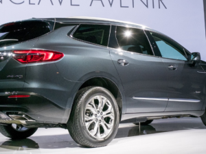 57 New 2020 Buick Enclave Avenir Release Date