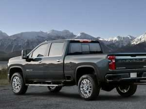 57 New 2020 Chevrolet Silverado 2500Hd High Country Redesign and Concept